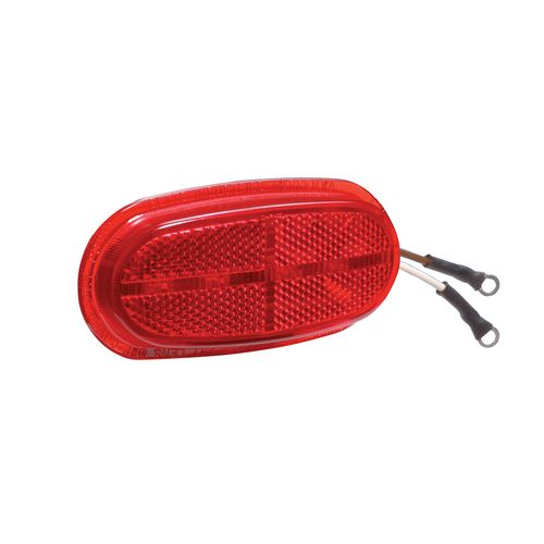 LED RED LENS ASSEMBLY, SIDE Image
