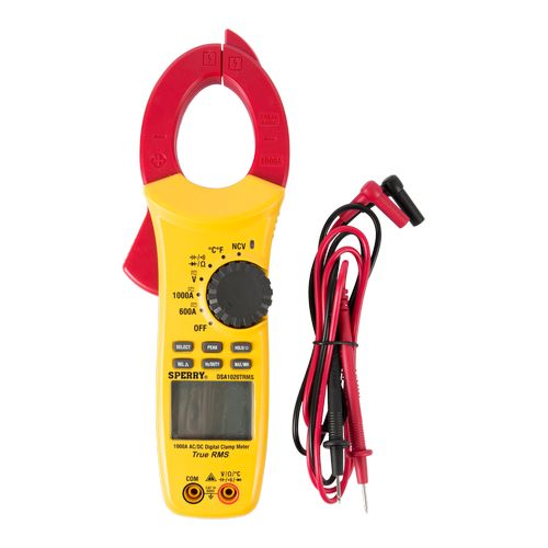 DIGISNAP TRMS DIGITAL CLAMP METER Image