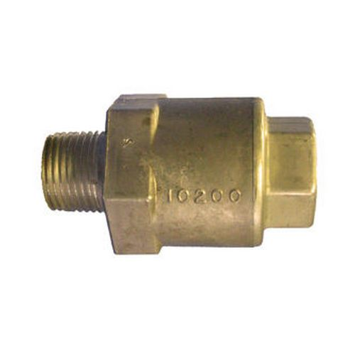CHECK VALVE ONE WAY 1/2 MALE Image