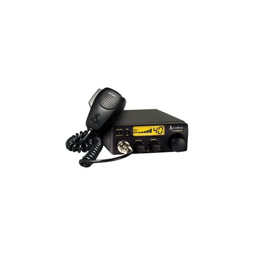 40 CHANNEL COMPACT CB RADIO WITH Image