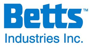 BETTS INDUSTRIES Logo